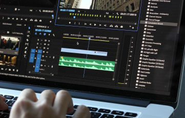 Video, Voice, Data
