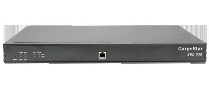 Transcoding Gateway CarpeStar SBO500