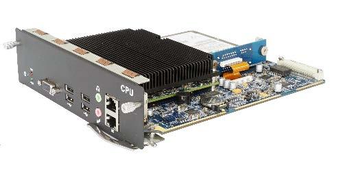 CPU module carpestar
